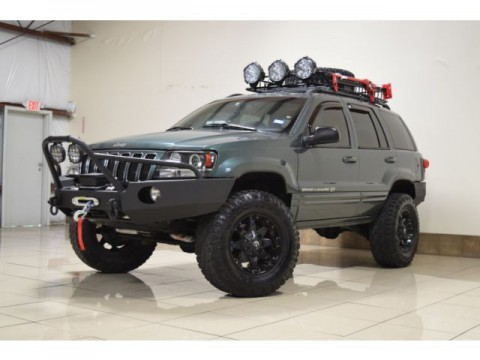 2003 Jeep Grand Cherokee Lifted 4X4 for sale