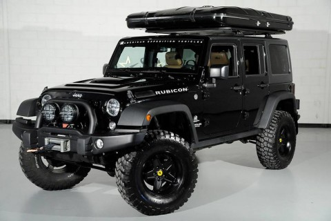 2014 Jeep Wrangler Unlimited Rubicon for sale