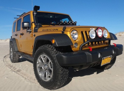 2014 Jeep Wrangler Unlimited RUBICON 4X4 for sale