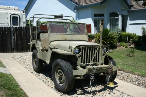 1942 Willys Jeep MB for sale