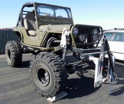 1946 Jeep CJ for sale