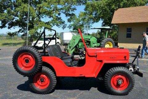 1954 Jeep CJ 3B for sale