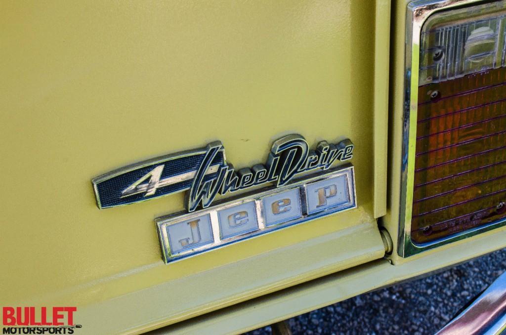 1968 Jeep  Commando Jeepster