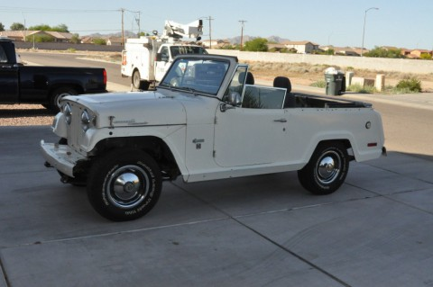 1971 Jeep Commando Jeepster for sale