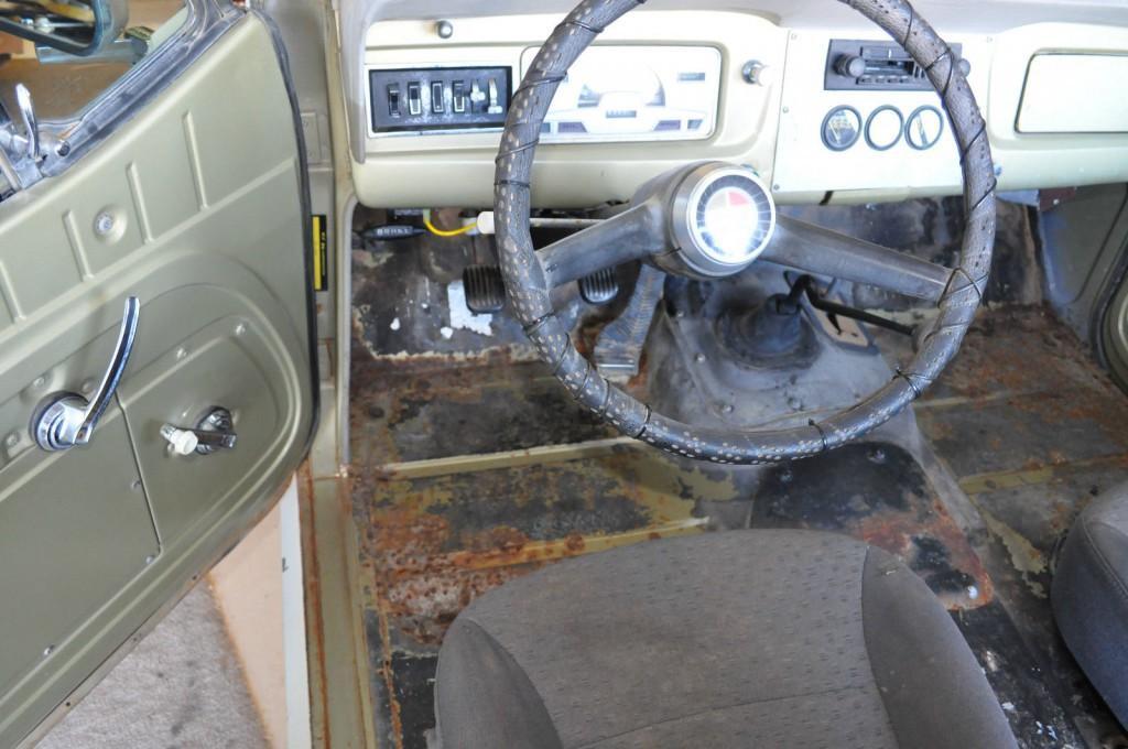 1971 Jeep Commando Jeepster