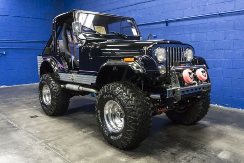 1972 Jeep CJ5 for sale