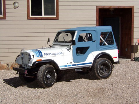 1980 Jeep CJ5 for sale