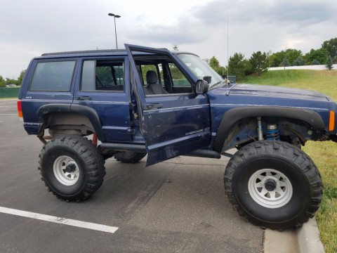 1997 Jeep Cherokee Country for sale