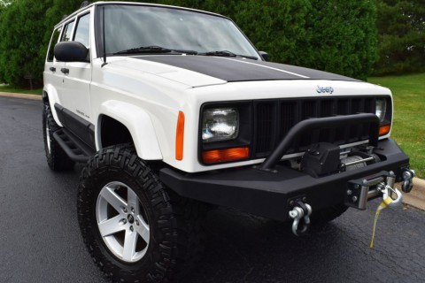 2001 Jeep Cherokee XJ 67k Miles Nitto Rubicon Express Lift for sale