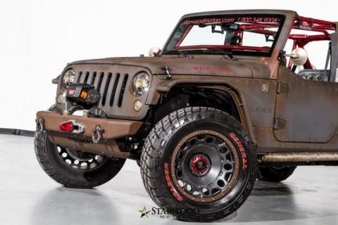 2015 Jeep Wrangler 2015 Starwood SEMA for sale