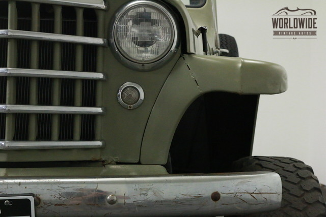 1952 Jeep Willys PICKUP V8! 4X4!