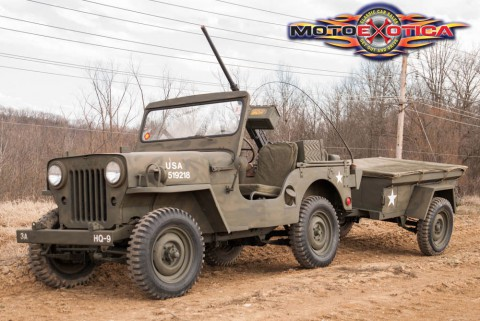 1952 Military Jeep for sale