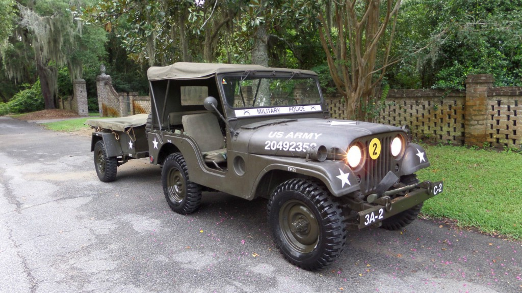 1952 Willys JEEP M38A1 for sale