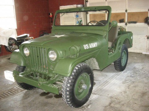 1952 Willys Willys M38a1 for sale