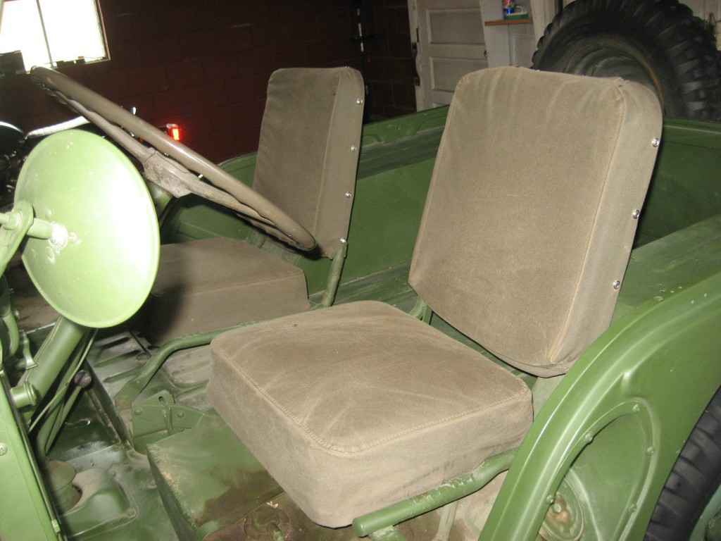 1952 Willys Willys M38a1