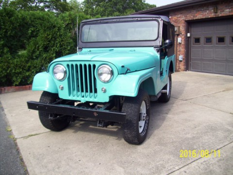 1961 Jeep CJ5 for sale