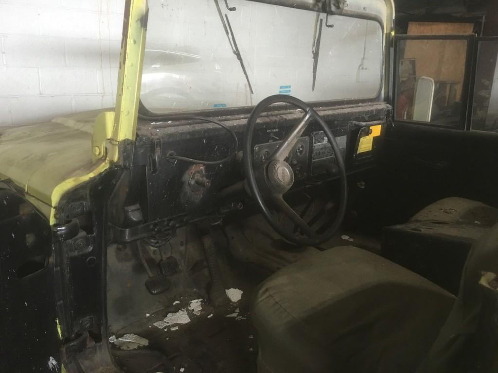 1967 jeep Kaiser m715