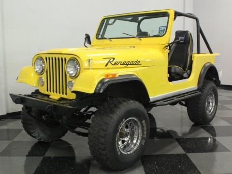 1979 Jeep CJ7 for sale