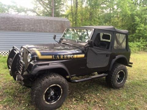 1983 Jeep CJ-7 for sale