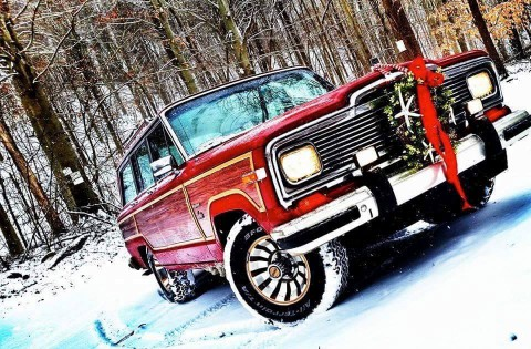 1983 Jeep Grand Wagoneer for sale