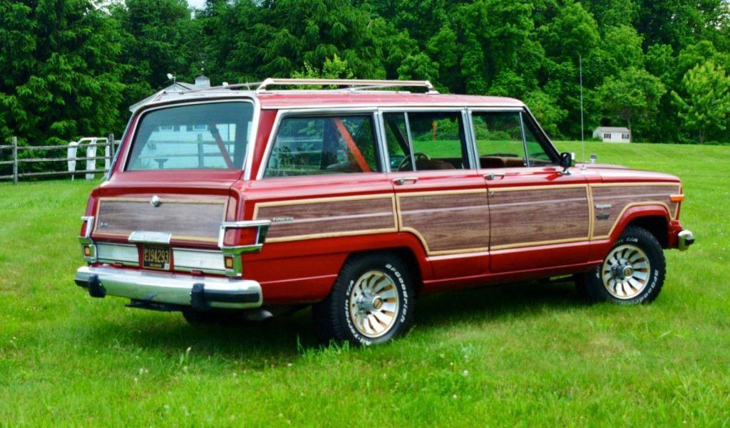 1983 Jeep Grand Wagoneer