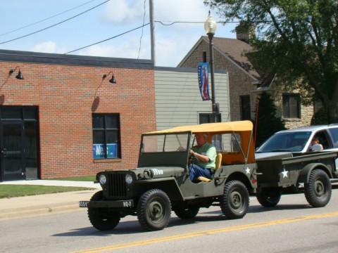 1946 Willys CJ-2 for sale