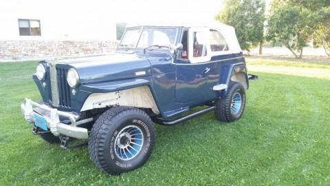 1948 Jeep Jeepster Scrambler for sale