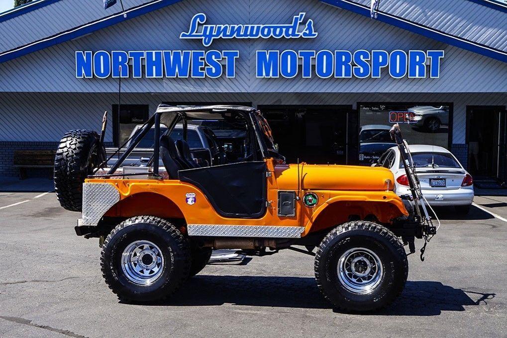 1969 Jeep CJ5