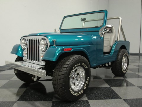 1978 Jeep CJ5 for sale