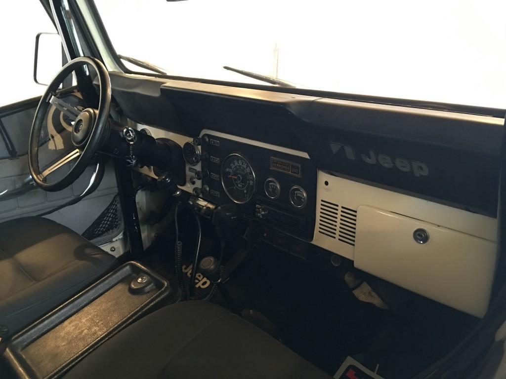 1982 Jeep Jamboree CJ-7