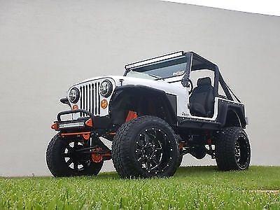 1984 Jeep CJ 7 for sale