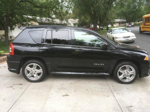 2008 Jeep Compass Rallye Edition for sale