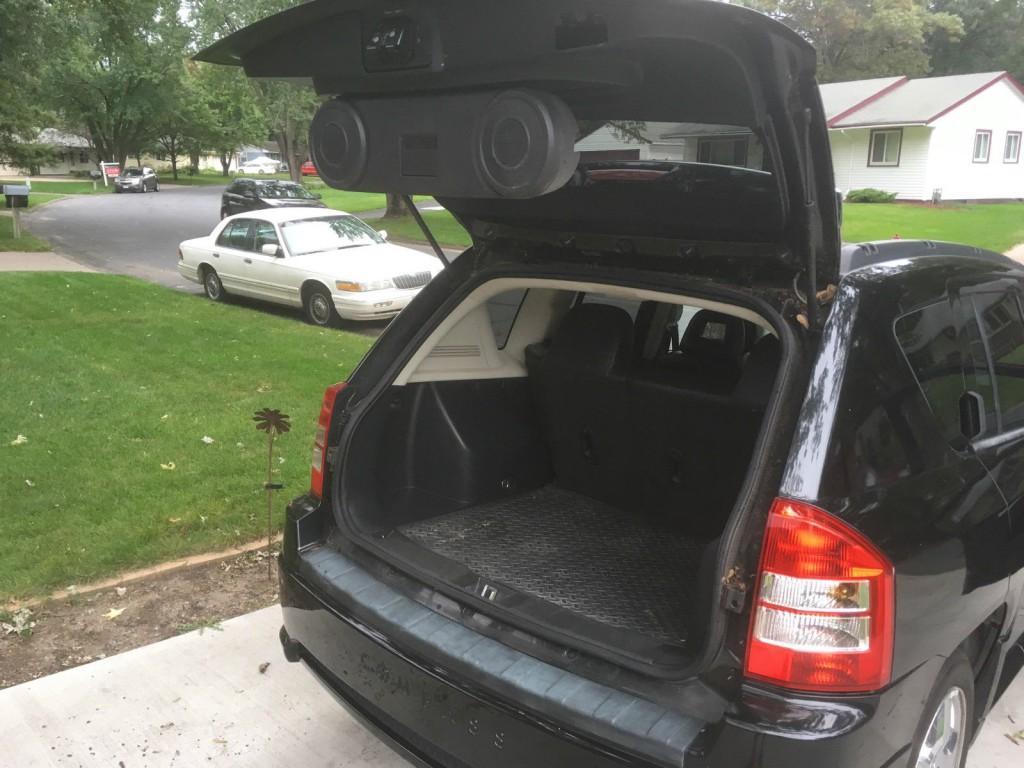 2008 Jeep Compass Rallye Edition