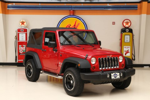 2009 Jeep Wrangler X for sale