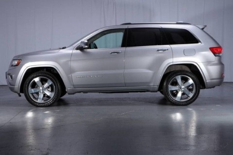2014 Jeep Grand Cherokee Overland 4×4 for sale