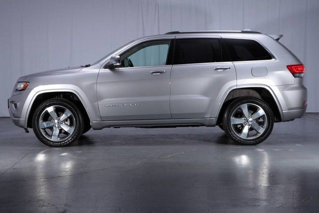 2014 Jeep Grand Cherokee Overland 4×4