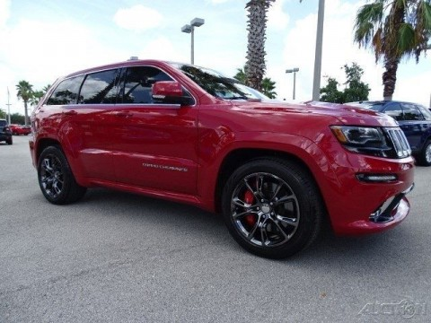 2015 Jeep Grand Cherokee SRT 4×4 for sale