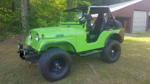 1969 Jeep CJ5 for sale