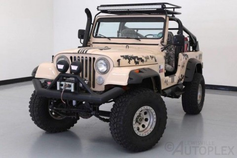 1982 Jeep CJ Scrambler for sale
