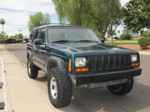 1997 Jeep Cherokee XJ 4×4 for sale