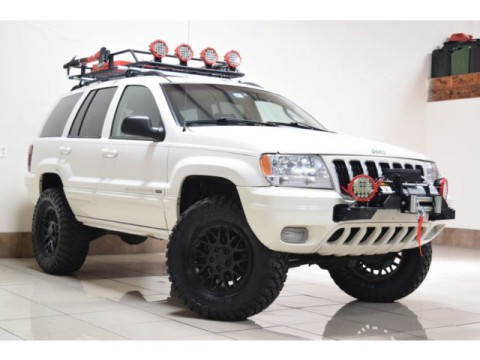 2002 Jeep Grand Cherokee Lifted 4×4 for sale