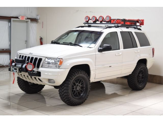 2002 Jeep Grand Cherokee Lifted 4×4