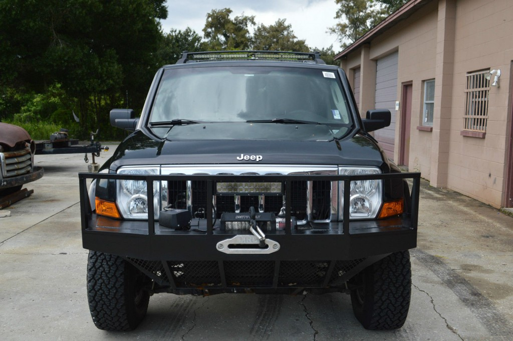 2008 Jeep Commander SPORT LUXURY