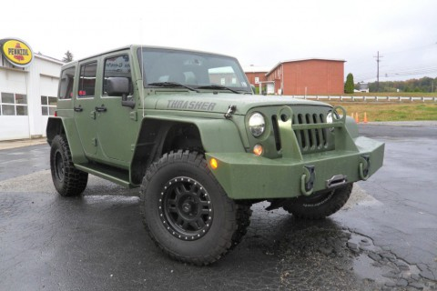 2015 Jeep Wrangler Unlimited Sahara Sport Utility for sale