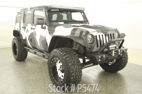 2016 Jeep Wrangler for sale