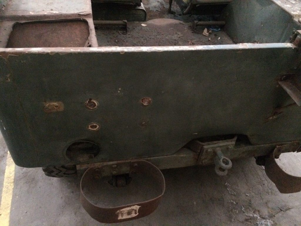 1941 Jeep Willys Mb For Sale