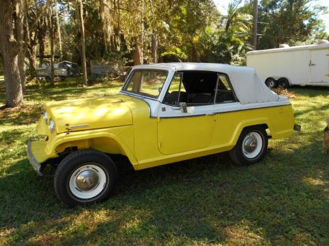 1967 Jeep Jeepster Commando V6 for sale