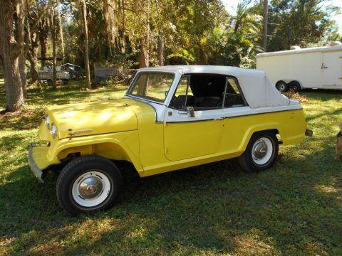 1967 Jeep Jeepster Commando V6 for sale