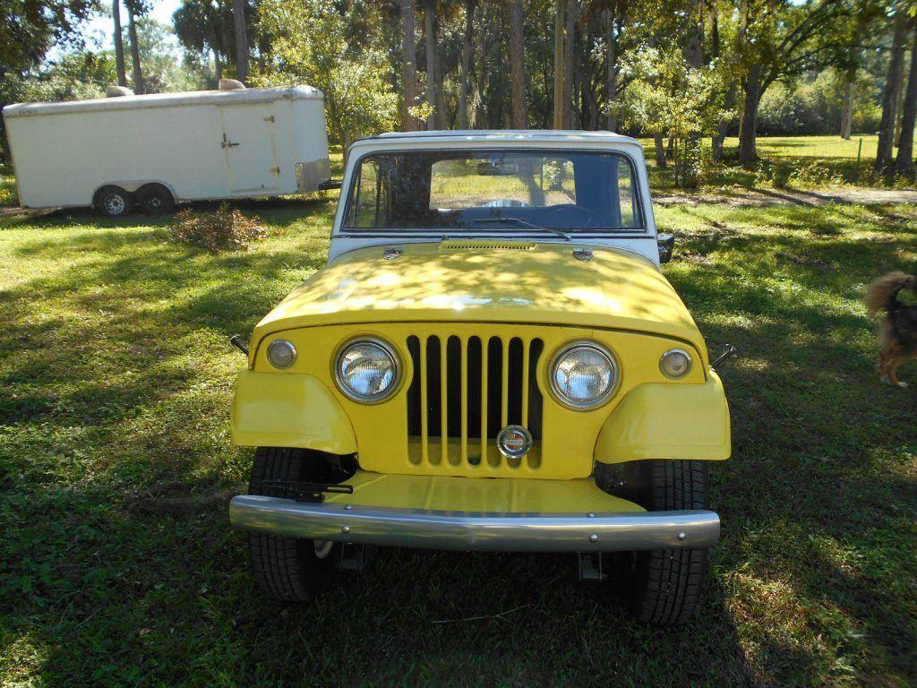 1967 Jeep Jeepster Commando V6