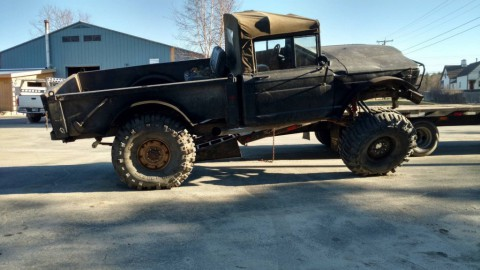 1967 Jeep Kaiser M715 for sale